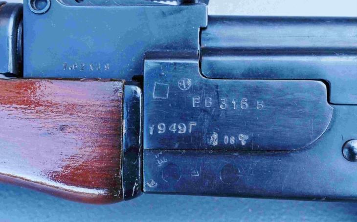 Kalašnikov z první série. Video Takticoolny o AK-47 z roku 1949