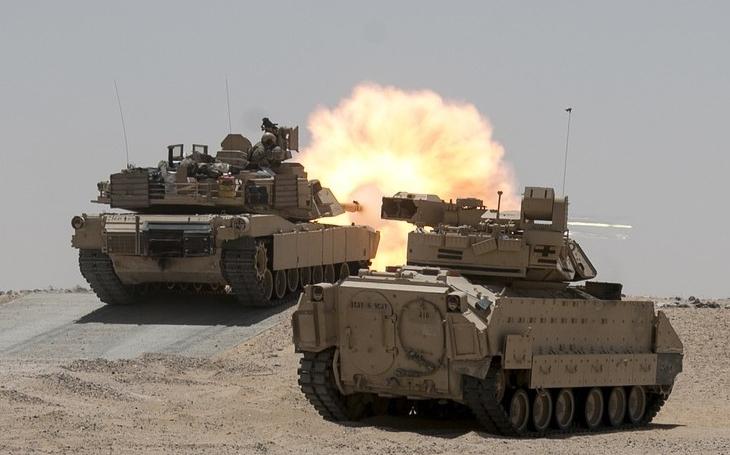 Našlo Rusko ,,zabijáka&quote; amerického tanku M1A2 Abrams?