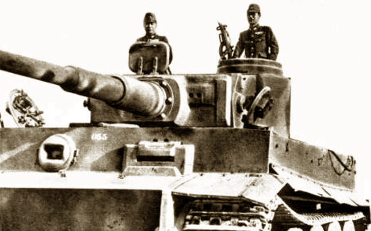 Jak dostat německý tank Tiger do ponorky Japonci vyřešili. Přesto se akce nekonala