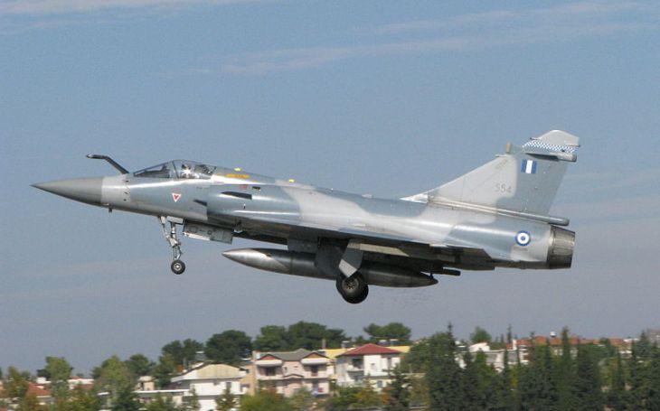 Řecké Mirage 2000 mají být modernizovány