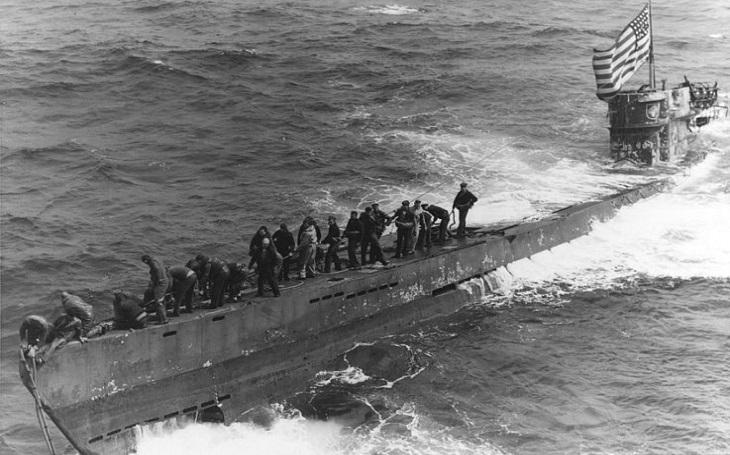 ,,Chci toho mizeru dostat.&quote; Jak americký námořní vlk ulovil nacistickou ponorku s nejcennějším nákladem