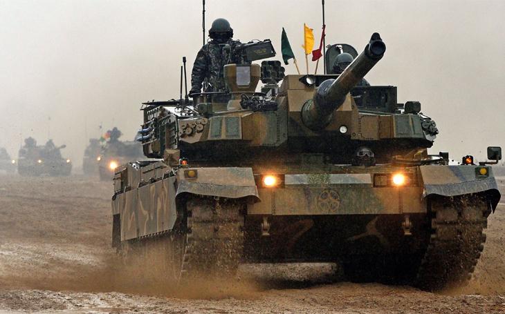 Opravdu chce Polsko koupit 800 jihokorejských tanků K2?