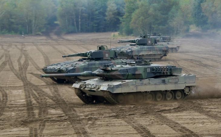 Přezbrojení na tank Leopard a BVP Puma? Maďarská koncepce ukazuje cestu pro českou armádu