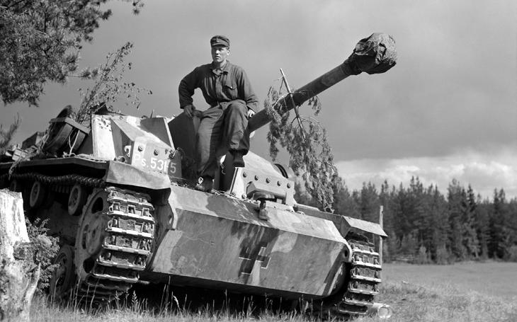 Poraženi vlastní zbraní: Finové ničili Němce a Sověty ukořistěnou technikou