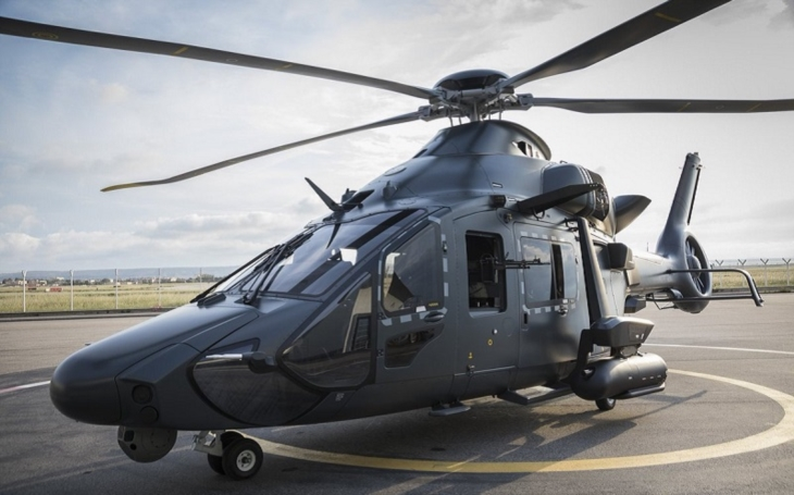 Francouzské řešení lehkých víceúčelových vrtulníků - Airbus H160M Guépard