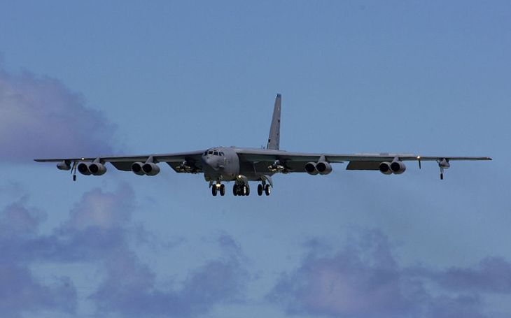 Bombardér B-52 už není nosičem jaderných pum