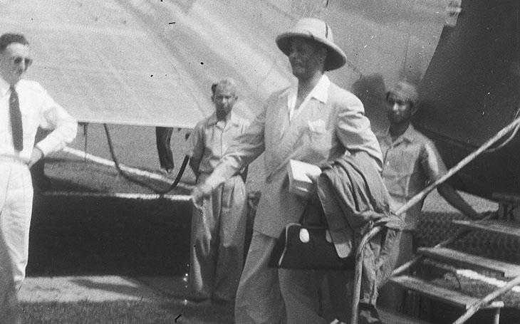 Černý orel zničil letadlo habešského císaře, bojoval proti SSSR a chtěl se utkat nad La Manche s Göringem