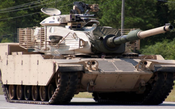 Mohl by mohykán studené války tank M60 Patton bojovat na moderním bojišti a přežít?