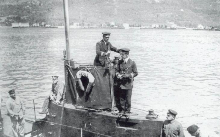 Rytíř, houslista, zpěvák a mořský vlk – nejúspěšnější ponorkový velitel císaře pána