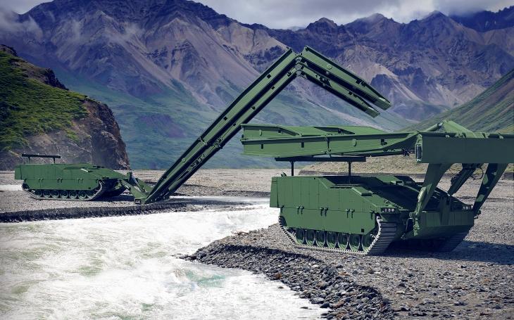 Moderní mostní systémy – možnosti modernizace ženijní techniky Armády ČR