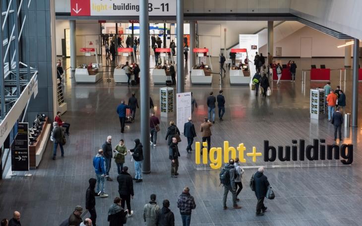 Odloženo: Veletrh Light + Building se bude konat v září 2020