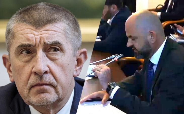 """VÍME PRVNÍ: Šéf firmy z holdingu Omnipol míří za """"nevyzpytatelným"""" Babišem. Bude chtít premiér slevu na pasivní radary?"""