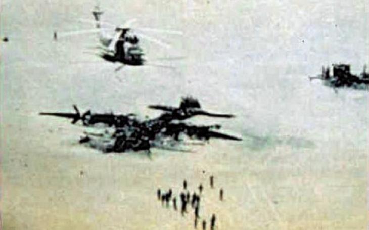 Operace Eagle Claw – aneb když Alláh zvítězil nad neschopností Delta Force