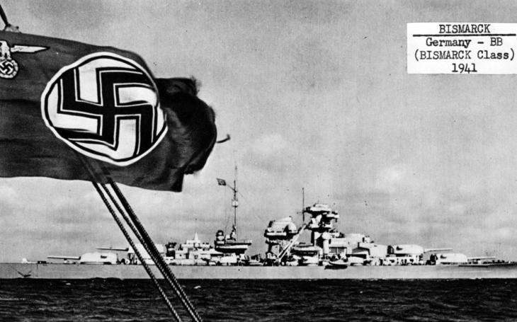 Byl legendární Bismarck jen větší kopií bitevní lodi Bayern z Velké války?