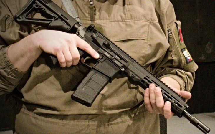 Nová Česká puška ANTREG ARS - M4S.