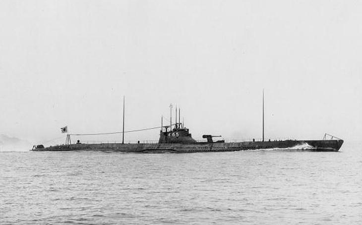 Šest torpéd od Kinga: Úspěšná japonská ponorka britským periskopům neunikla