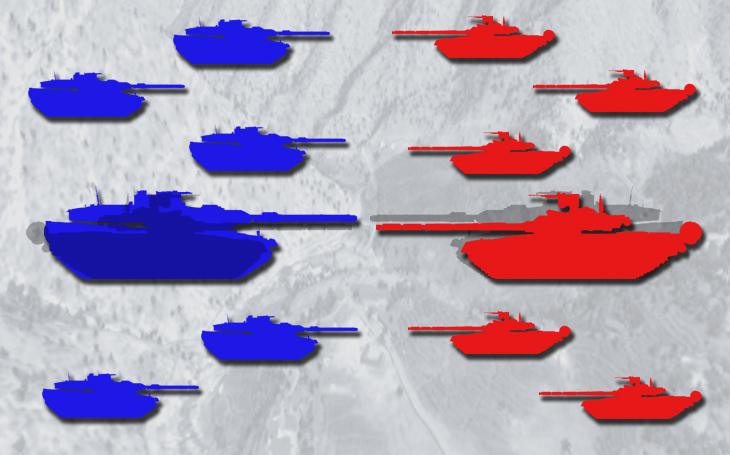 Leopard 2A7+ vs T-90M: Souboj hlavního evropského bitevního tanku NATO a Ruska. Kdo je králem bojiště?