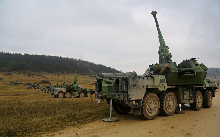 Systém řízení palby pro českou armádu: potřebujeme komplexní řešení. Nejlépe vychází polský TOPAZ