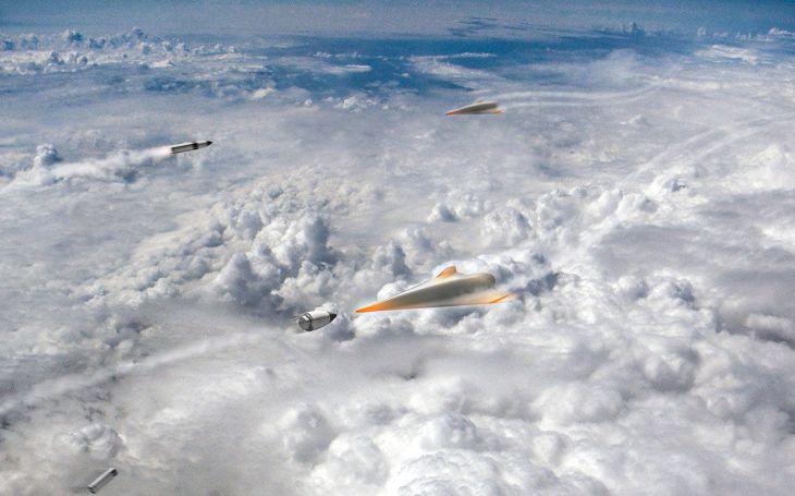 Glide Breaker: Northrop Grumman má přijít na technologii k obraně proti hypersonickým zbraním