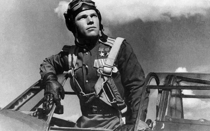 Ivan Kožedub - komunistické letecké eso, které rádo sestřelovalo americké letouny za 2. světové války