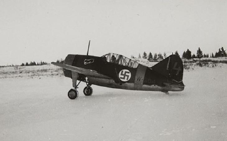 """Nejúspěšnější finský pilot byl postrachem sovětských agresorů a jejich """"bílou smrtí"""" ve vzduchu"""