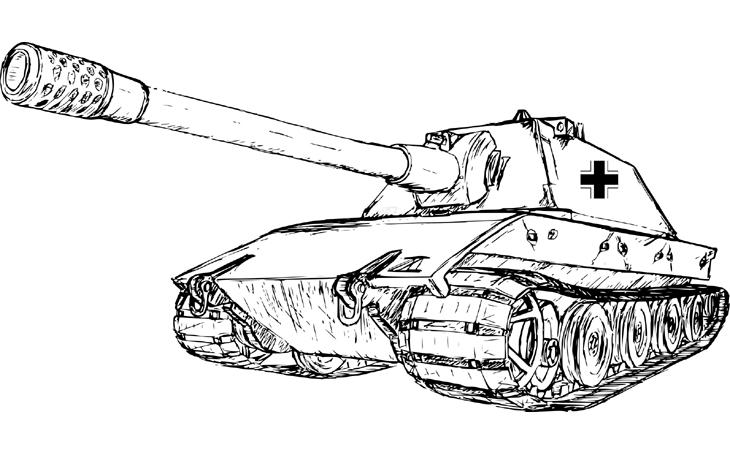 Pozdní Hitlerovo megalomanství: 120tunový nesmysl E-100 by výsledek války nezvrátil