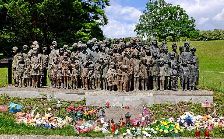 Lidický památník – symbol zrůdnosti nacismu, nebo dějepis obce