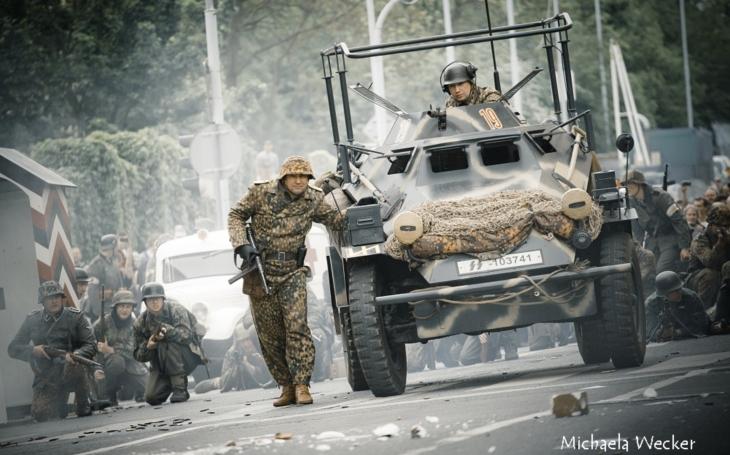 Koronavirové bouře ve sklenicích vody - Barikáda 2020 ani jiné jarní vojensko-historické akce nebudou