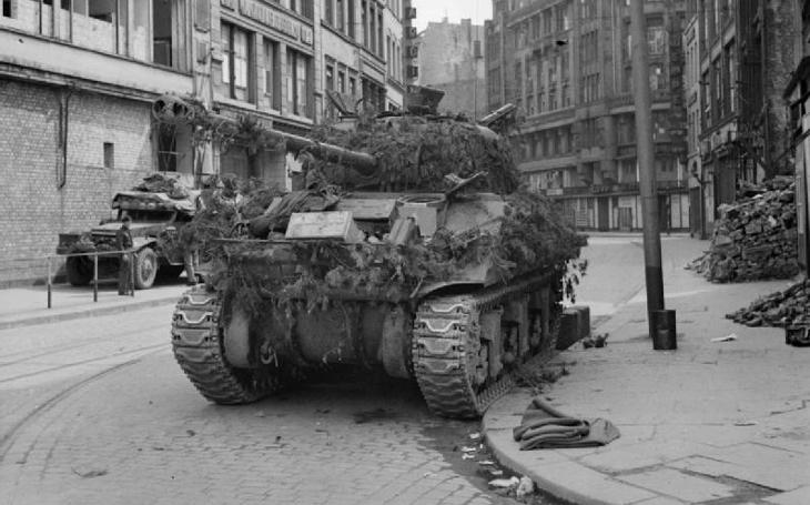 Nemyslitelná operace Unthinkable - válka mezi Západem a Východem již v roce 1945