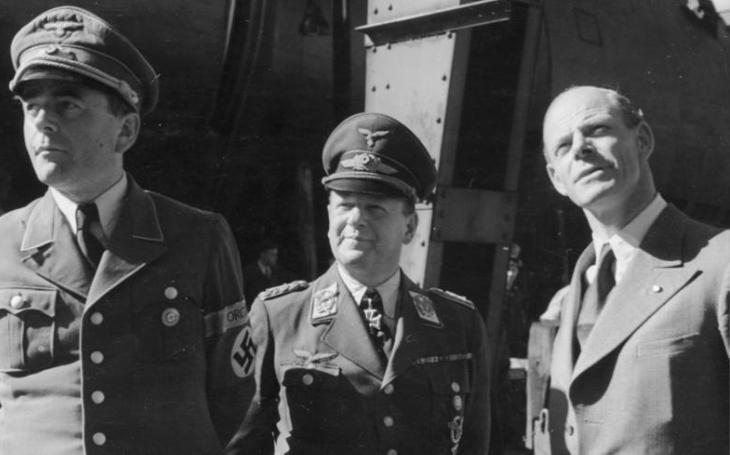 Měli skončit v koncentračních táborech, místo toho sloužili ve Wehrmachtu. Židovská generalita v nacistických službách