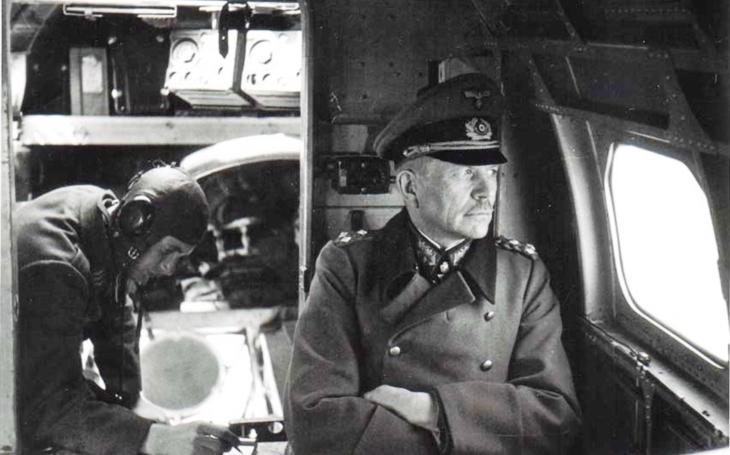 Pralo se to v něm. Jeden z nejlepších Hitlerových generálů Guderian: Vždyť já sám jsem Prus!