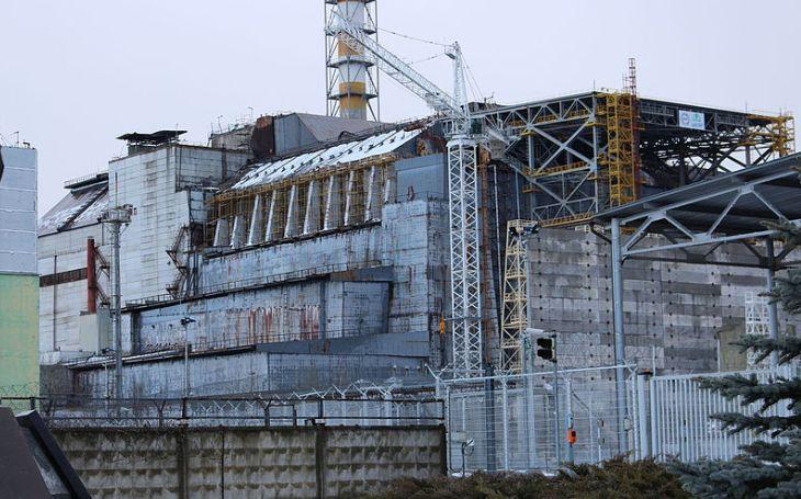 Nová katastrofa v Černobylu? V uzavřené zóně zuří požáry, roste radioaktivita ve vzduchu