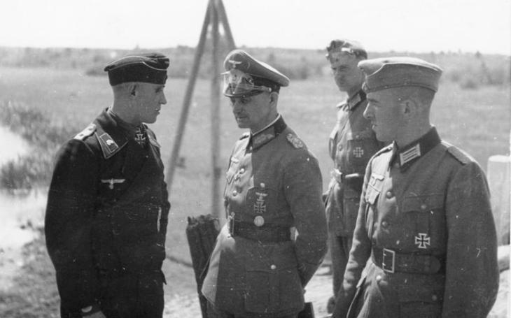 ,,Hitlerův hasič&quote; Walter Model - polní maršál pro bezvýchodné situace, zářná kariéra a nakonec sebevražda