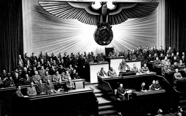 Proč Hitler vyhlásil válku Spojeným státům?