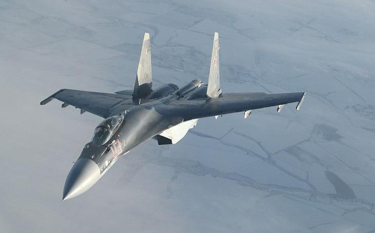 Su-35 jako hrozba pro americké stíhačky?