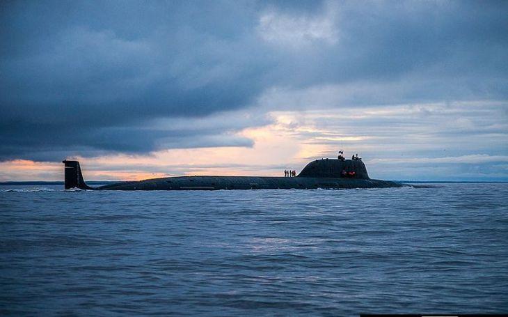 Ruská třída výkonných ponorek, které Američané nemají nikdy vypátrat