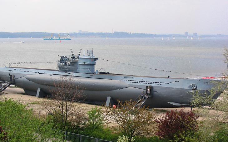 Kapitán se vzepřel admiralitě. Na U-Bootu prali dětské pleny a četli Andersenovy  pohádky