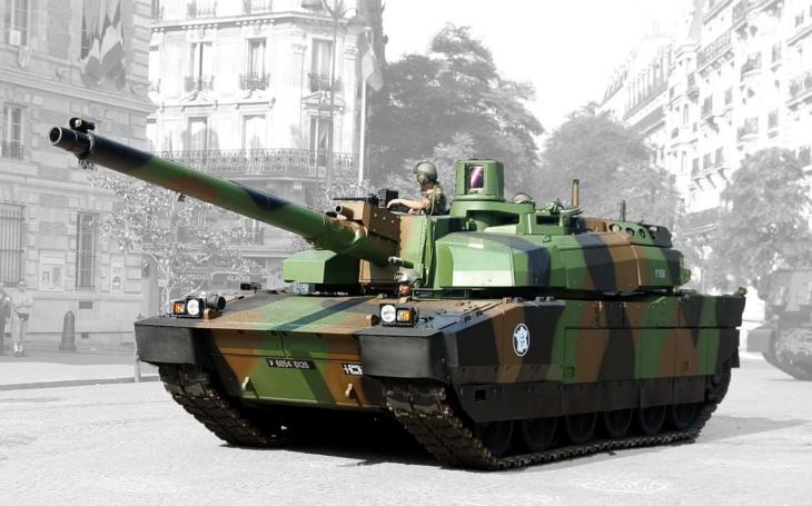 Hlavní bitevní tanky naší doby - aktuální verze nejsilnějších bojových vozidel (I.)
