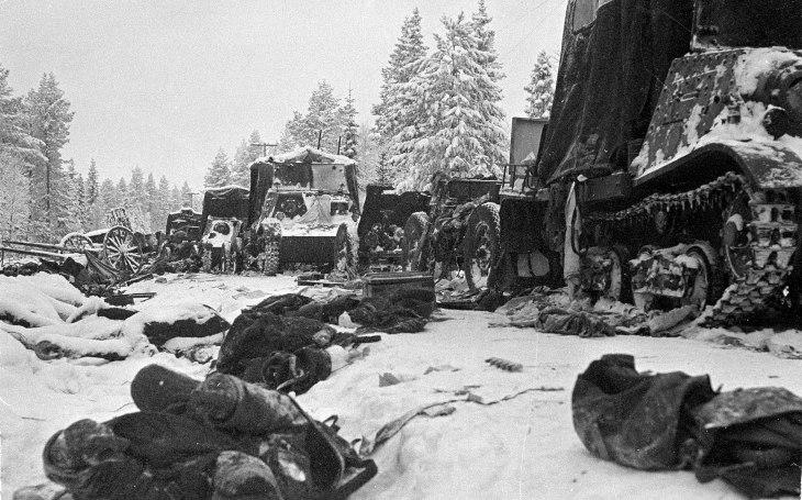 Společně proti nepříteli. Jak Švédové bojovali po boku Finska proti Sovětskému svazu