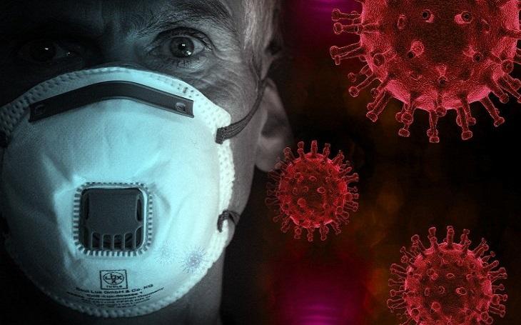 Emise rakovinotvorného prachu V. Covid-19 (koronavir) v ČR a energetika