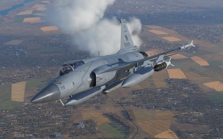Čínsko-pákistánský letoun JF-17 Block III pro Ukrajinu?