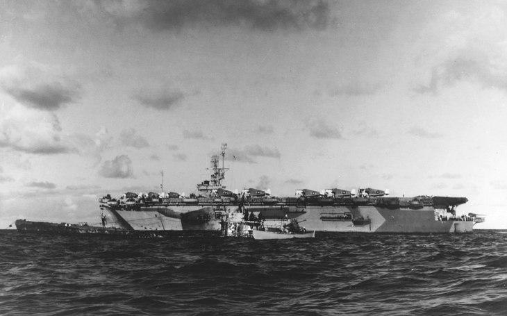 Jak Američané v Atlantiku zkřížili cestu německé ponorce. Ta vydala i jedno tajemství