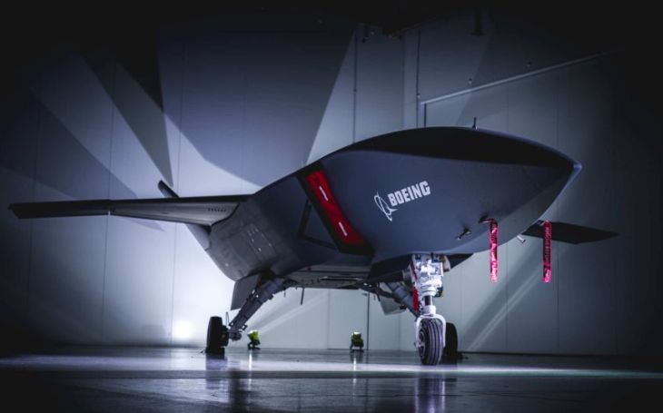 VIDEO: Umělá inteligence na vzdušná bojiště. Boeing ukázal prototyp bojového dronu pro Austrálii