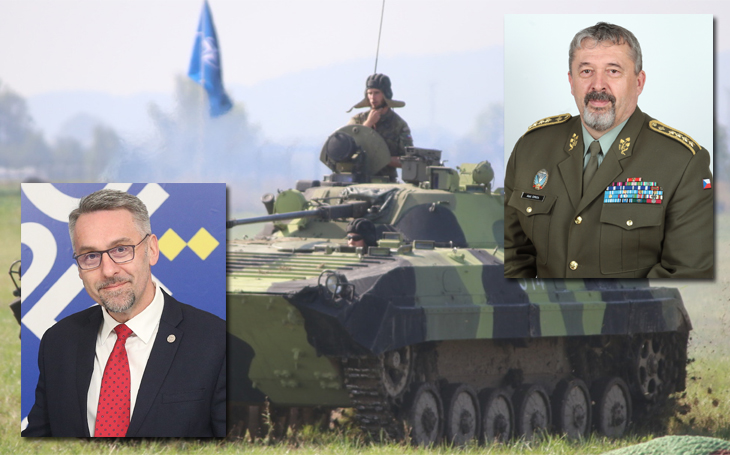 KOMENTÁŘ: Motanice v armádním vyzbrojování - radary, T-72 i BVP. Pofidérní kontroly i protichůdná argumentace. A podle čeho se určují priority armádních nákupů?