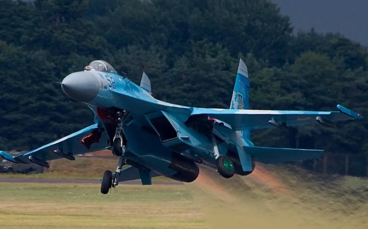 Letoun Su-27 má v sobě kus ,,Ameriky&quote;. Zařídili to sovětští zpravodajci v 80. letech