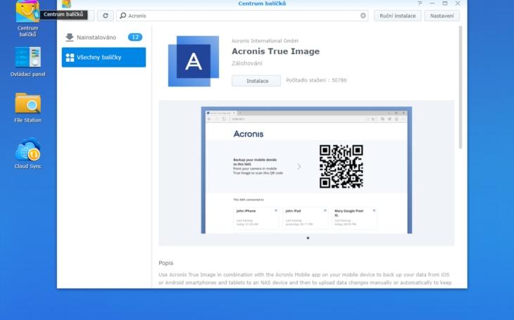 Test Acronis True Image 2020 – zálohujte a nebudete překvapeni