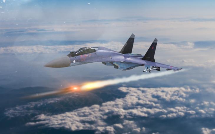 Rusko má rozjet výrobu letounů Su-35 pro Egypt, kontrakt nebyl oficiálně potvrzen
