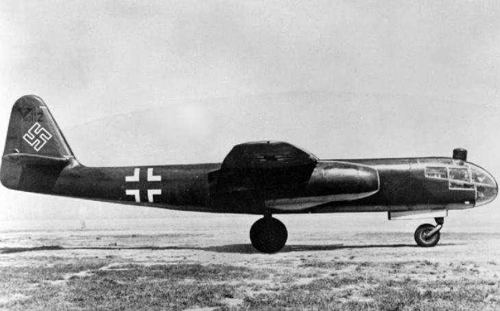 První proudový bombardér jako spasitel Třetí říše? Na záchranu už bylo pozdě