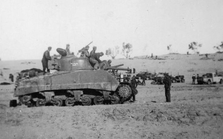 """Izraelské Shermany s ugandskou osádkou """"dobývaly Golanské výšiny"""", ale na Tanzánii nestačily"""
