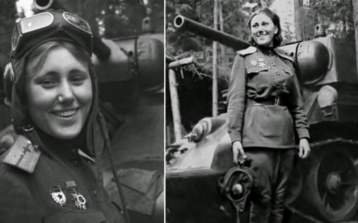 Kurský fantom: Z obyčejné vojínky velitelkou tanku T-34 a z Tigerů létaly součástky